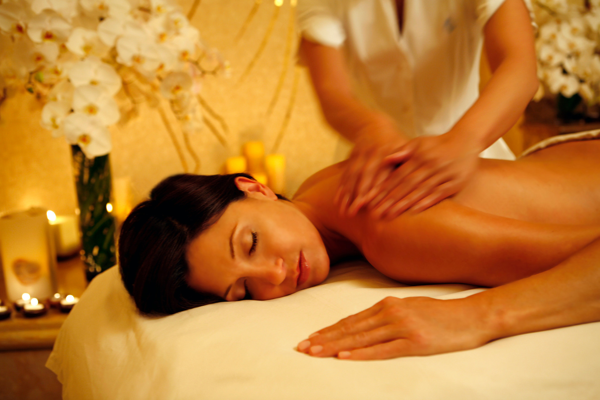 spa therapies massage therapy